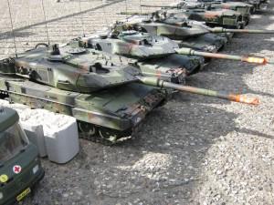 wij hebben ze nog, de Leopard 2